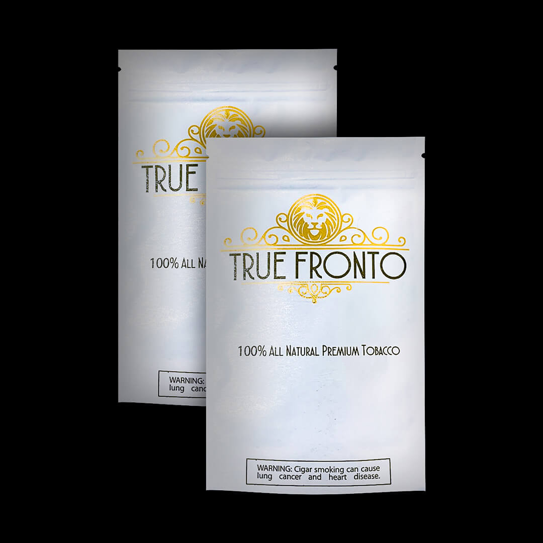 Fronto Leaf Two Pouches