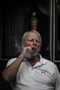 storing cigars with no humidor